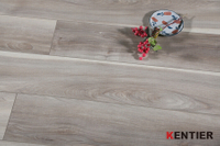 Wide Style WPC Flooring for Commercial Use