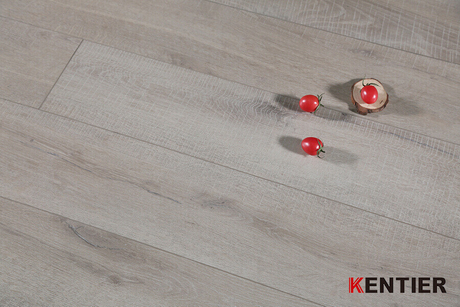 Wood Texture Plastic Composite Flooring From Kentier