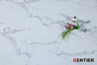 Marble Type WPC Flooring with Premium Quality