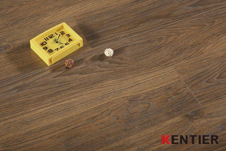 K1316-Oak Wood Texture HDF Laminate Flooring From Kentier