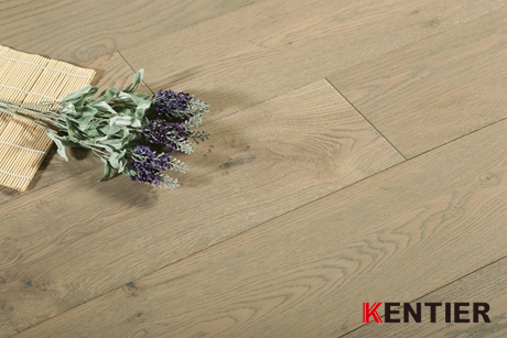 K5107-Kentier Brand Water Resistant Multi-layer Engineered Flooring with Wax Treatment