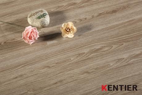 K0405-Oak Texture Dry Back Pvc Flooring with Micro Bevel