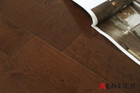 M1801-100% Natural Wood Engineered Flooring at Kentier