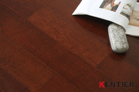 M1809-Maple Veneer Engineered Flooring with Multi Layer Has Natural Looking And Soft Feeling
