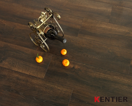 K4206-Wax Seal of 4-side Laminate Flooring with EIR Surface