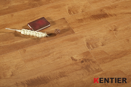 M21068-Kentier Laminate Wood Flooring with Maple Wood Texture