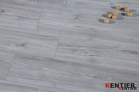 Light Grey Dry Back PVC Flooring with Kentier Brand