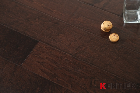 M1810-Chocolate Color Engineered Flooring for Your Best Choice