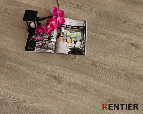 K80302-White Oak Laminate Flooring with Low Price