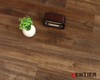 B3114-EIR Surface Rigid Core SPC Flooring with Chocolate Color