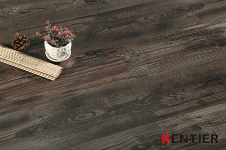 P2797-Dark Chocolate Kentier Laminate Flooring for Indoor Usage