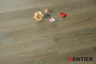 K0773-Grey Color 36 In. Long Dry Back Pvc Flooring From Kentier