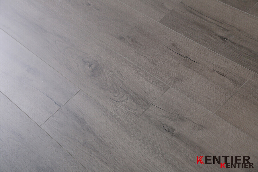 Oak Wood Surface with Crystal Treatment Luxury Vinyl Tile