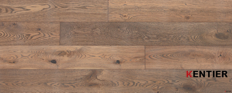 K1707-Top Grade Oak Engineered Flooring with Chemical Stain