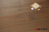 KL8083-Antique Looking Luxury Vinyl Tile Flooring with Handscraped Finished