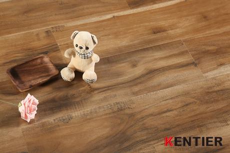 M18512-Wood Texture Indoor Laminate Flooring From Kentier