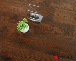 K1710-Handscraped Treatment Engineered Wood Flooring at Kentier