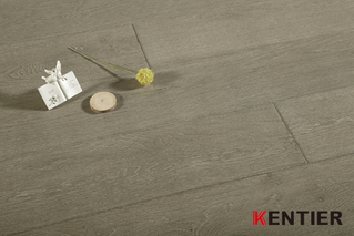 K1501-Grey Color Multi-layer Engineered Wood Flooring with Natural Looking