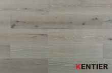 G007-Acacia Wood Veneer with HDF Core--lamiwood Flooring with Wire Brushed Treatment
